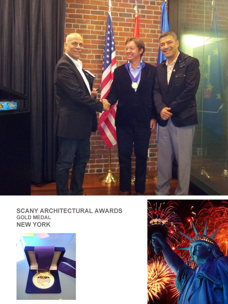 international darchitecture Julian Rincon JULIAN RINCON scany awards New york 2012