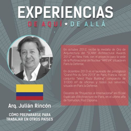 julianrincon Julian Rincon INTERNATIONAL D'ARCHITECTURE international darchitecture International d'architecture Atelier 3 atelier 3 CONFERENCE BOGOTA EXPERIENCES DICI ET DE LA conference bogota experiences dici et de la Publication